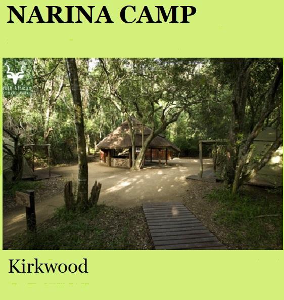 Narina Camp - Kirkwood