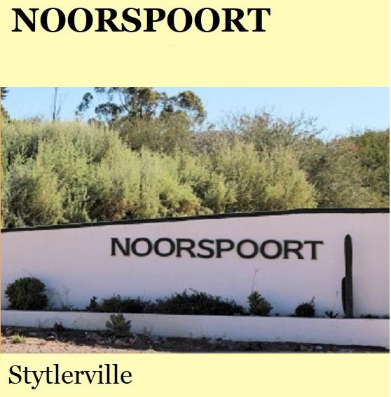 Noorspoort - Stytlerville