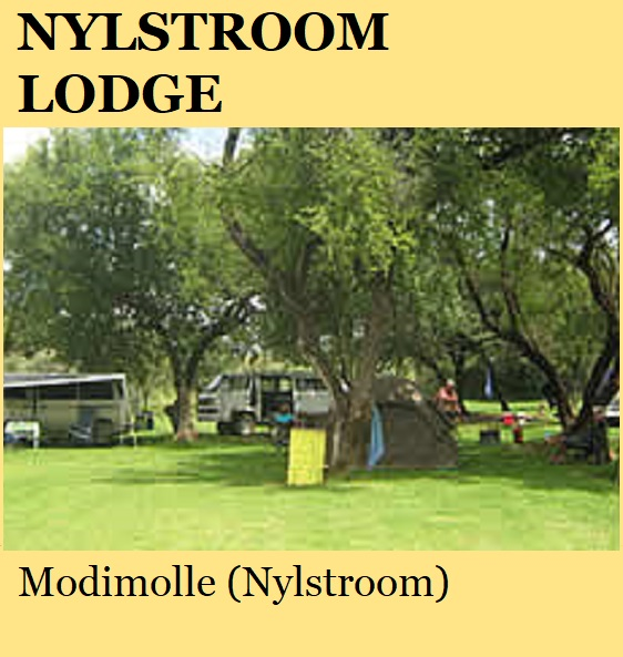 Nylstroom Lodge - Modimolle (Nylstroom)