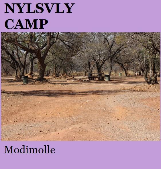Nylsvly Camp - Modimolle