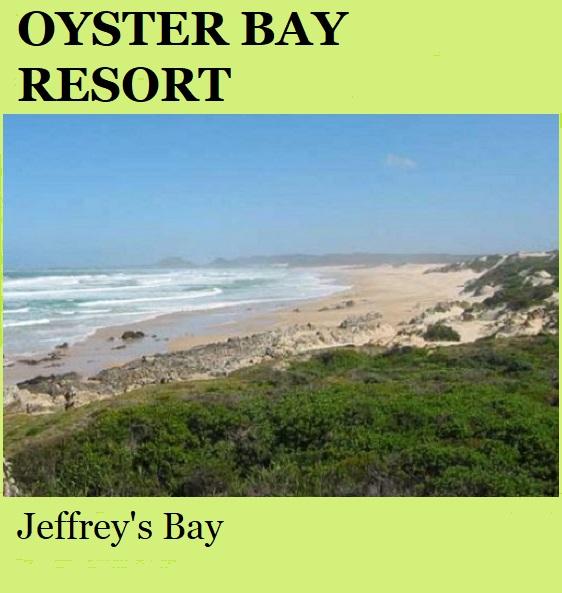 Oyster Bay Resort - Jeffrey's Bay