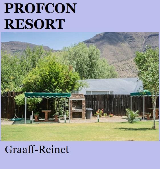 Profcon Resort - Graaff Reinet