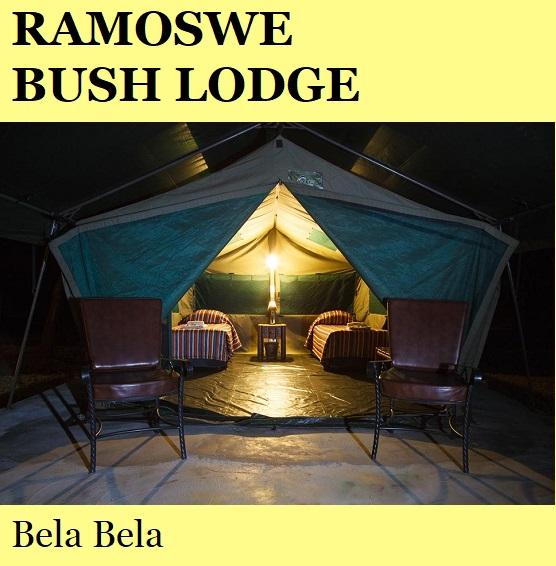 Ramoswe Bush Lodge - Bela Bela