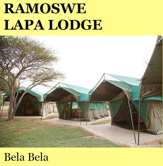 Ramoswe Lapa Lodge - Bela Bela