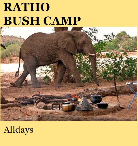 Ratho Bush Camp - Alldays