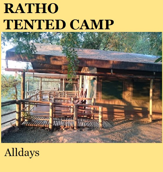 Ratho Tented Camp - Alldays