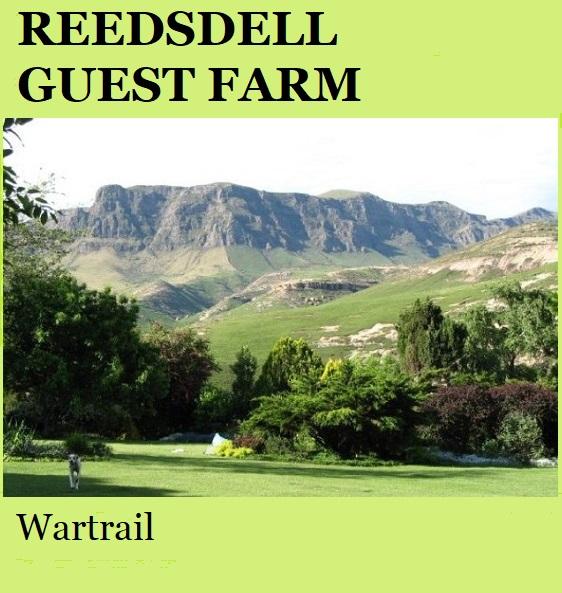 Reedsdell Guest Farm - Wartrail