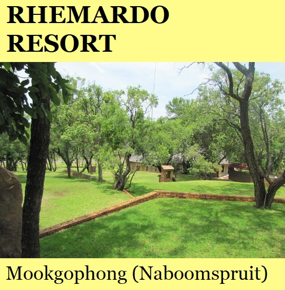 Rhemardo Resort and Adventure - Mookgophong (Naboomspruit)