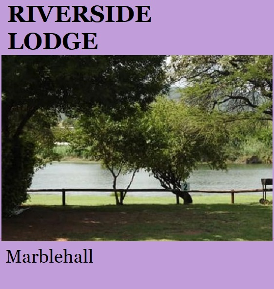 Riverside Lodge - Marblehall
