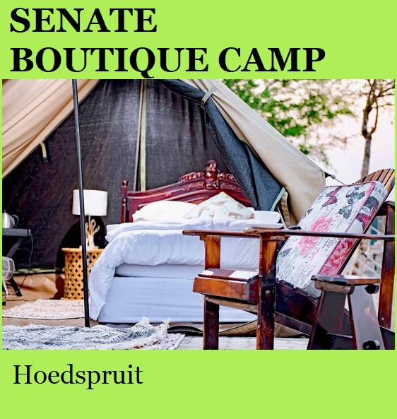 Senate Boutique Camp - Hoedspruit