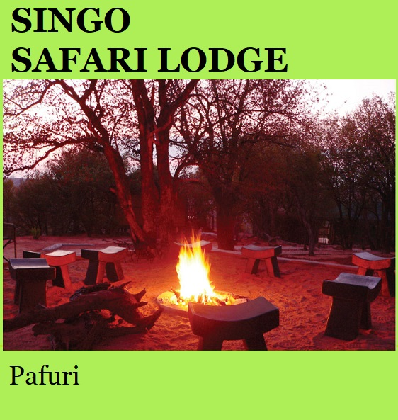 Singo Safari Lodge - Pafuri
