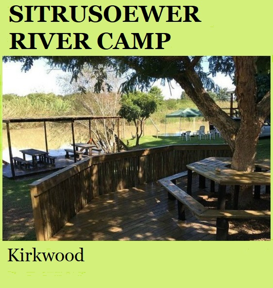 Sitrusoewer River Camp - Kirkwood