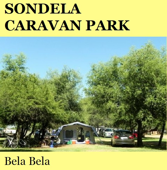 Sondela Nature Reserve Caravan Park - Bela Bela