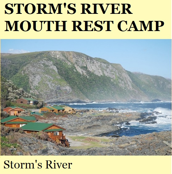 Storm's River Mouth Rest Camp - Storm's River