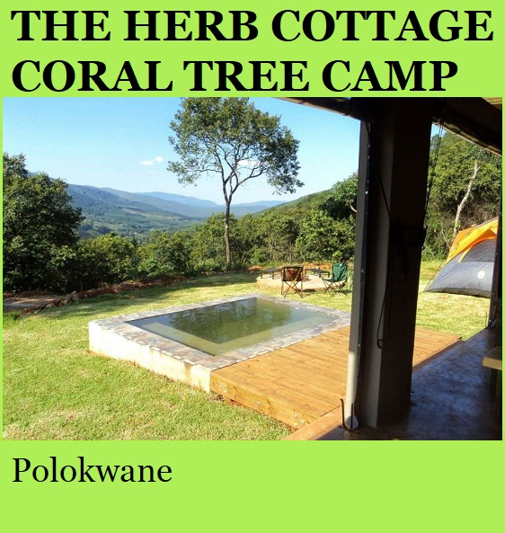 The Herb Cottage Coral Tree Camp - Polokwane