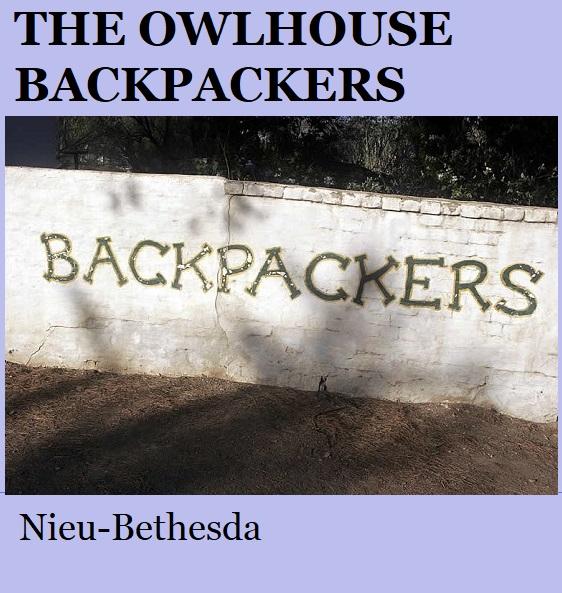 The Owlhouse Backpackers - Nieu Bethesda