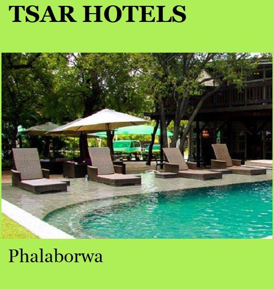 Tsar Hotels - Phalaborwa