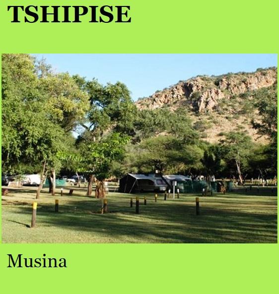 Tshipise - Musina