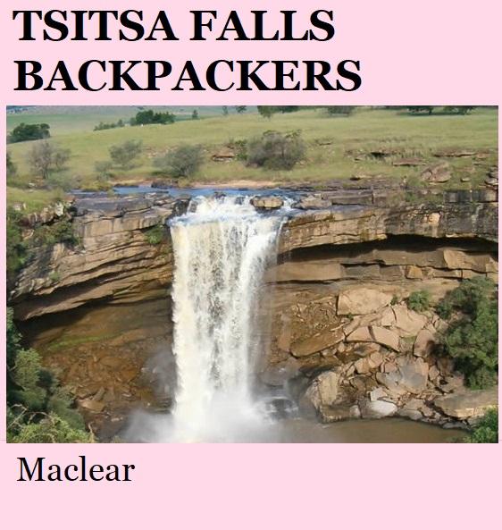 Tsitsa Falls Backpackers - Maclear