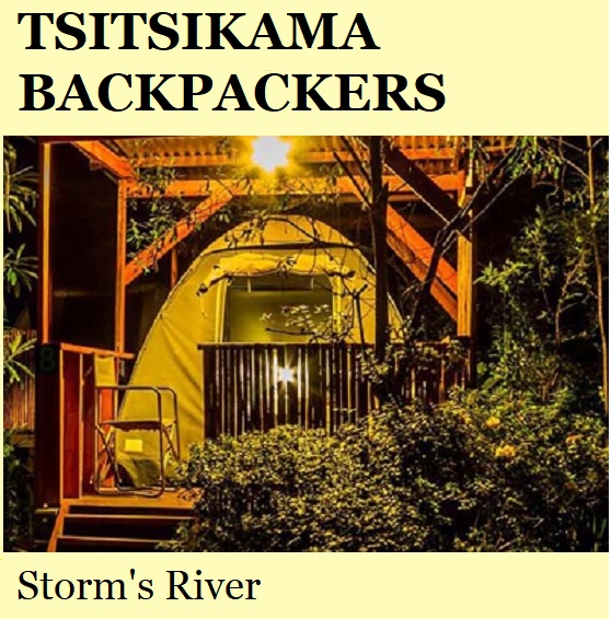 Tsitsikama Backpackers - Storm's River