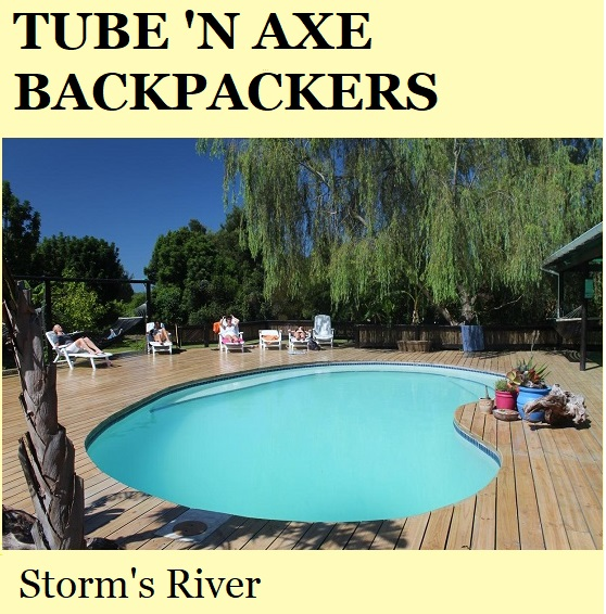 Tube 'n Axe Backpackers - Storm's River