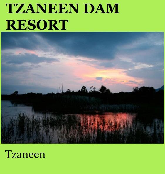 Tzaneen Dam Resort - Tzaneen