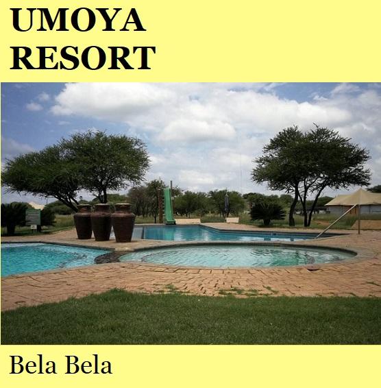 Umoya Resort - Bela Bela