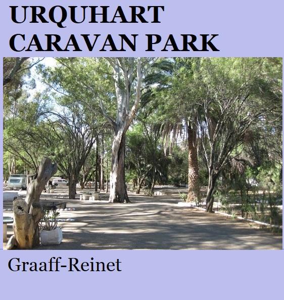 Urquhart Caravan Park - Graaff Reinet
