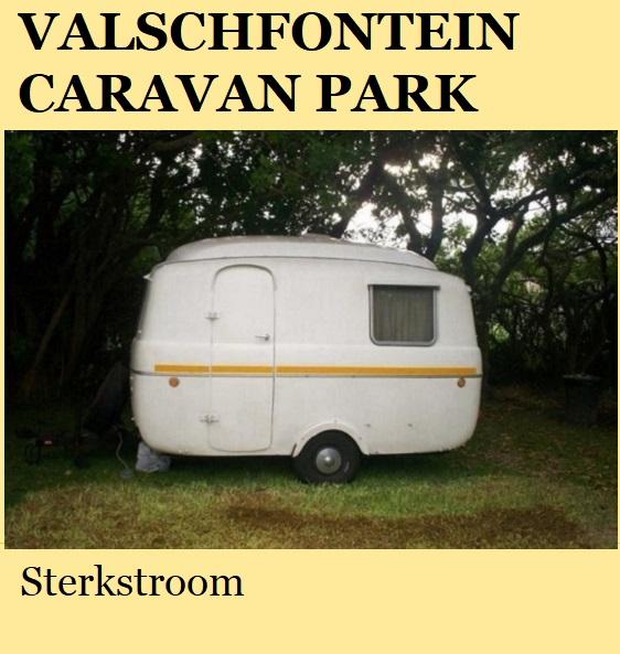 Valschfontein Caravan Park - Sterkstroom