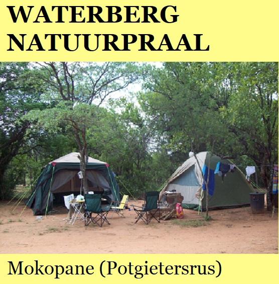 Waterberg Natuurpraal Resort - Mokopane (Potgietersrus)