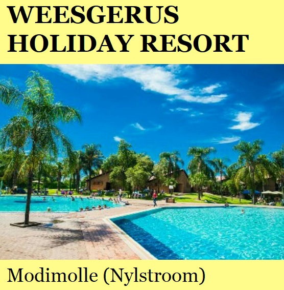 Weesgerus Holiday Resort - Modimolle (Nylstroom)