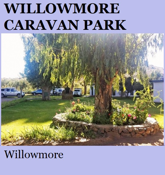 Willowmore Caravan Park - Willowmore