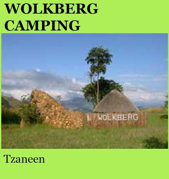 Wolkberg Camping - Tzaneen