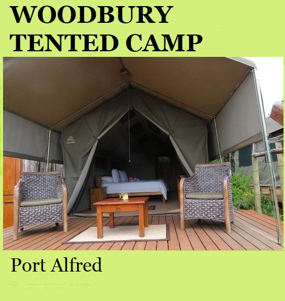 Woodbury Tented Camp - Port Alfred