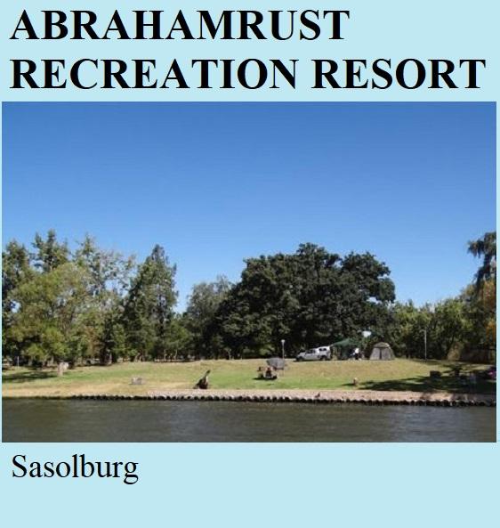 Abrahamrust Recreational Resort - Sasolberg