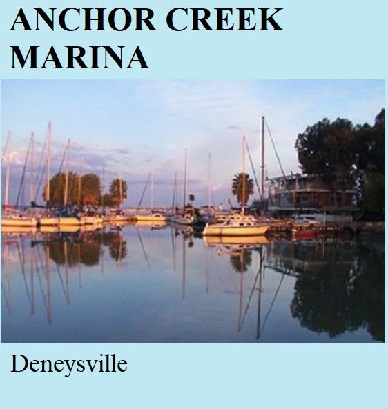 Anchor Creek Marina - Deneysville