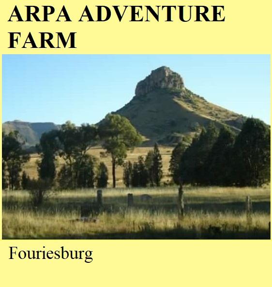 Arpa Adventure Farm - Fouriesburg