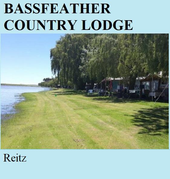 BassFeather Country Lodge - Reitz