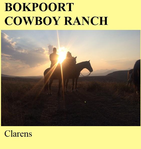 Bokpoort Cowboy Ranch - Clarens