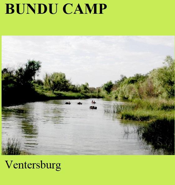 Bundu Camp - Ventersburg