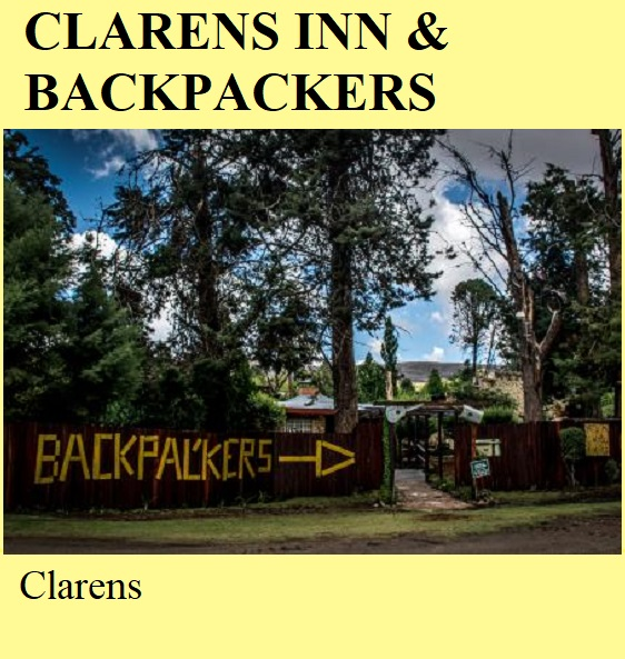 Clarens Inn and Backpackers - Clarens