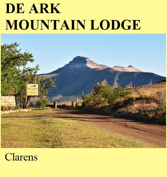 De Ark Mountain Lodge - Clarens