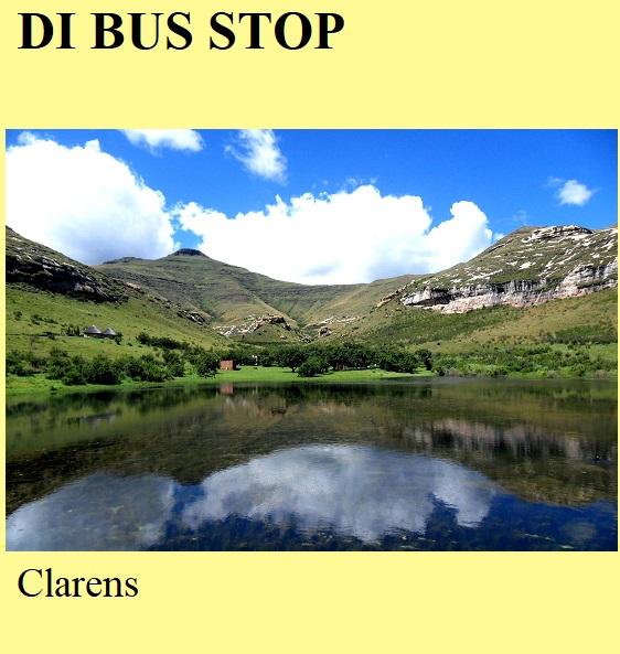 Di Bus Stop - Clarens