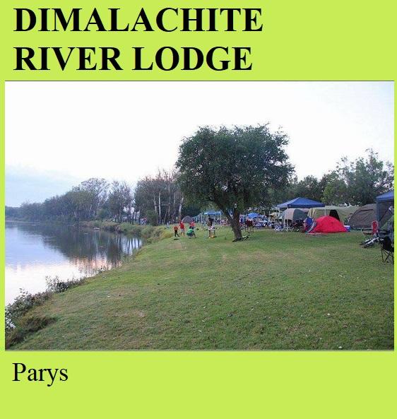 Dimalachite River Lodge - Parys