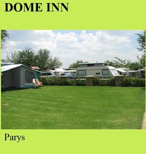 Dome Inn - Parys