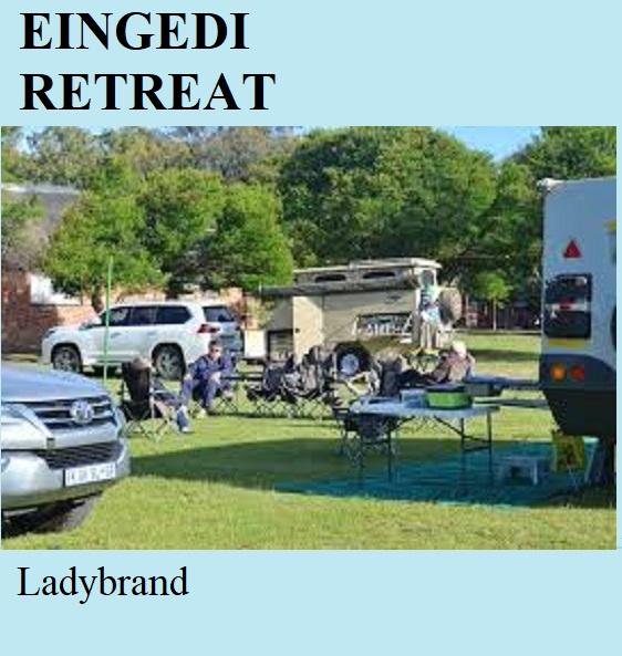 Eingedi Retreat - Ladybrand