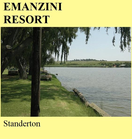 Emanzini Resort - Standerton