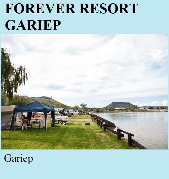 Forever Resort Gariep - Gariep
