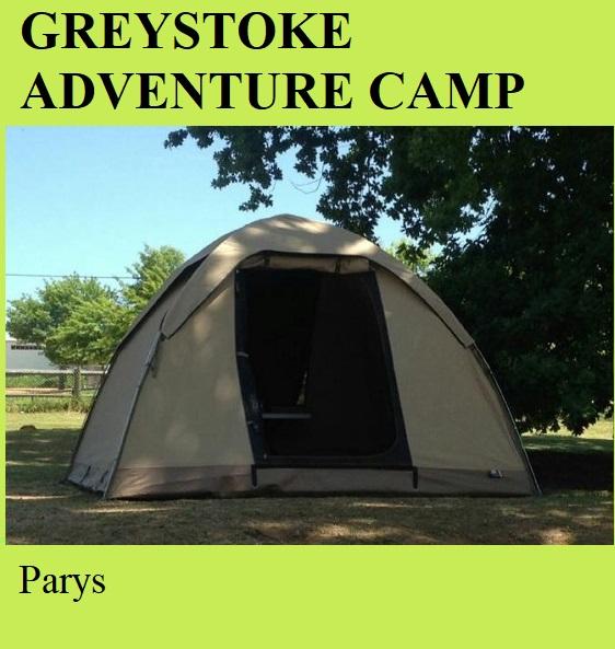 Greystoke Adventure Camp - Parys
