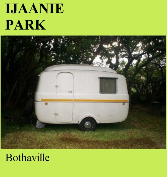 Ijaanie Park - Bothaville